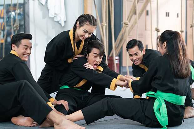 Phim Tet Duong lich: Kich ban don gian, hinh anh bat mat hinh anh 2