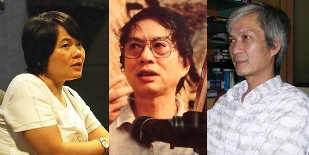 Giao luu voi dao dien phim chuyen the tu truyen cua Nguyen Huy Thiep hinh anh 1