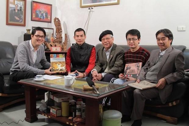 NSND Ngo Manh Lan: Tien phong dua van hoa Viet len phim hoat hinh hinh anh 2
