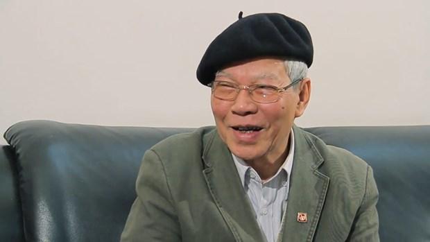 NSND Ngo Manh Lan: Tien phong dua van hoa Viet len phim hoat hinh hinh anh 1