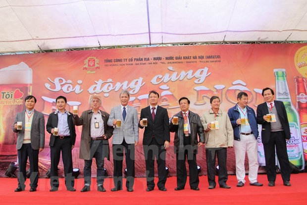 Habeco: Chat luong la yeu to then chot tao nen su thanh cong hinh anh 1