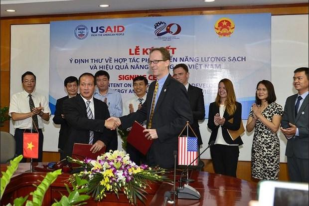 USAID ho tro Viet Nam nang cao hieu qua su dung nang luong hinh anh 1