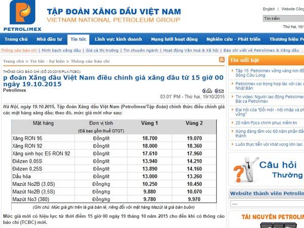 Dai bieu Nguyen Duc Kien: Gia xang dau da tiem can quy luat thi truong hinh anh 2