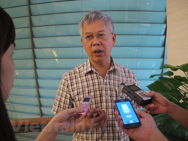 Dai bieu Nguyen Duc Kien: Gia xang dau da tiem can quy luat thi truong hinh anh 1