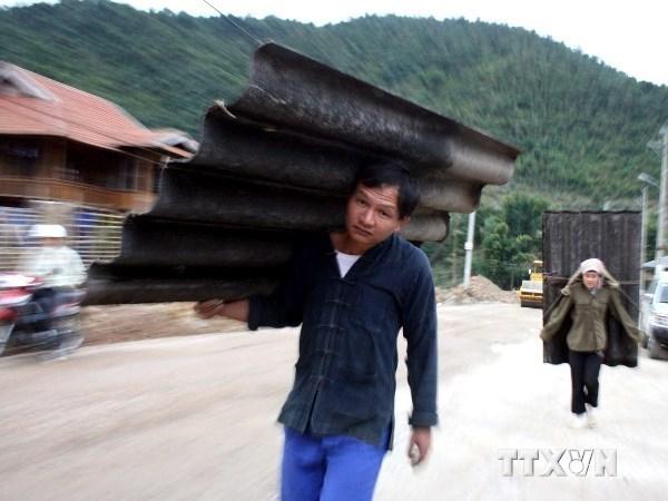 Nhat Ban cam, amiang trang co nen tiep tuc su dung tai Viet Nam? hinh anh 1