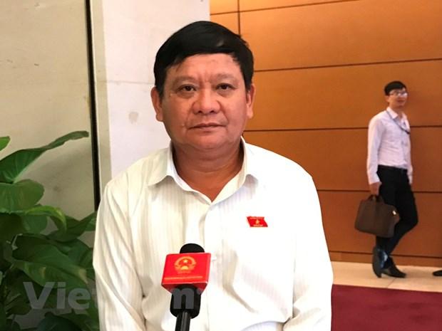 Dai bieu Quoc hoi: Thoi ky vang cua mot so ngan hang cung rat kho khan hinh anh 2