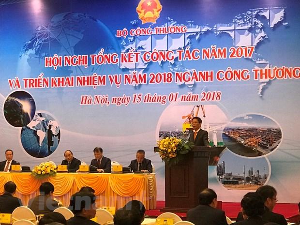Bo truong Cong Thuong: '2017 la nam dac biet thanh cong cua xuat khau' hinh anh 2