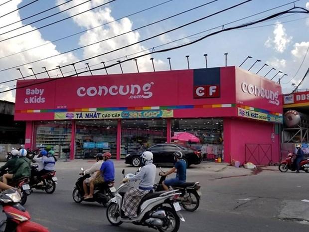 Bo Cong Thuong thong tin ket qua kiem tra, xu ly Cong ty Con Cung hinh anh 1