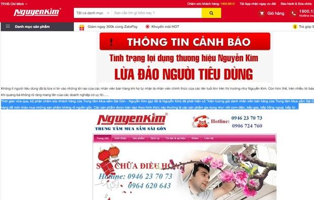 Gia mao thuong hieu sieu thi dien may de sua chua, bao hanh san pham hinh anh 1