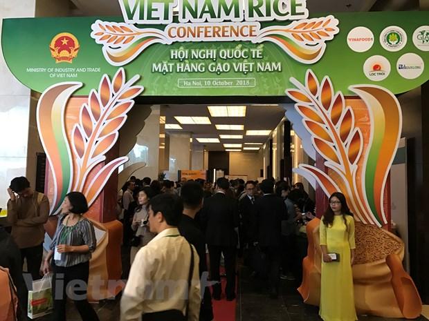 Xuat khau gao: Loay hoay xay dung niem tin trong long khach hang hinh anh 1