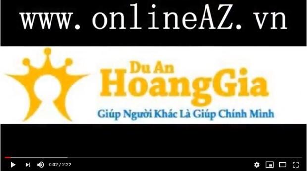 Canh bao viec huy dong von theo phuong thuc da cap cua Du an Hoang Gia hinh anh 1