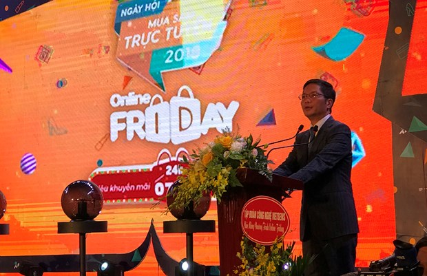 'Online Friday da co su truong thanh ca ve so luong va chat luong' hinh anh 2