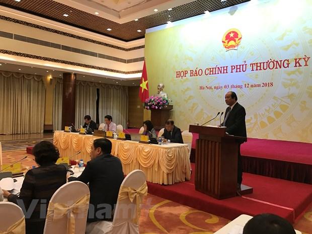 Thu tuong Chinh phu yeu cau 'Khong de thieu dien trong nam 2019' hinh anh 1