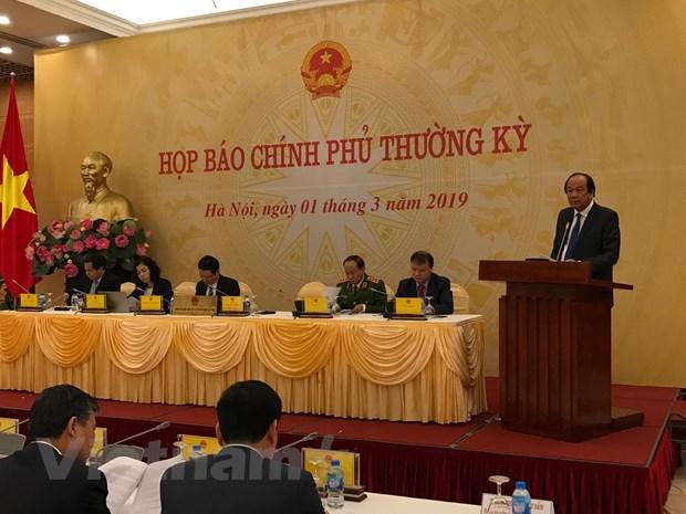 Lanh dao Bo Cong Thuong: Gia lua, gao da co chuyen bien tich cuc hinh anh 1