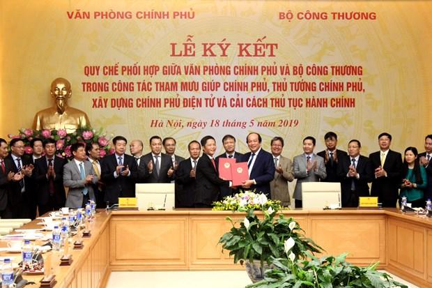 Bo Cong Thuong tien phong cat giam thu tuc hanh chinh hinh anh 1