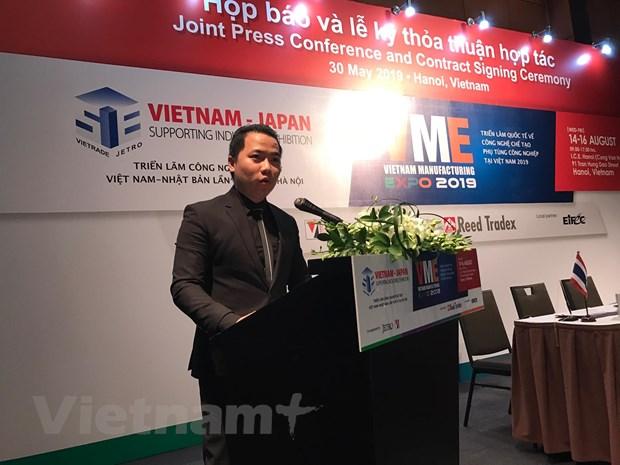 '70% doanh nghiep Nhat Ban muon mo rong kinh doanh tai Viet Nam' hinh anh 1