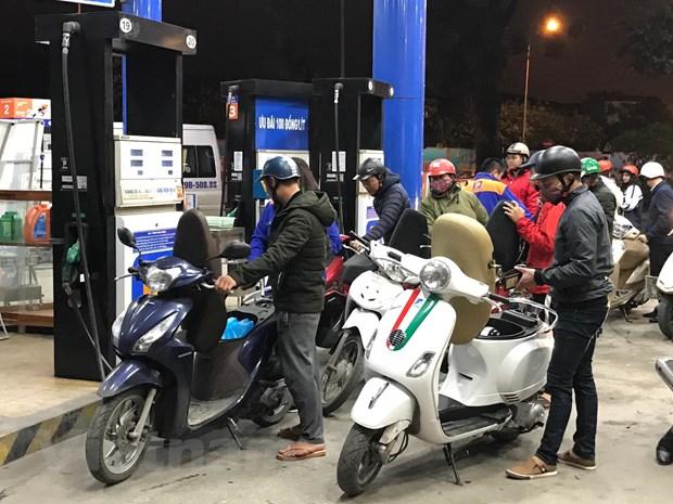Petrolimex: Quy binh on tai doanh nghiep dang am 246 ty dong hinh anh 1