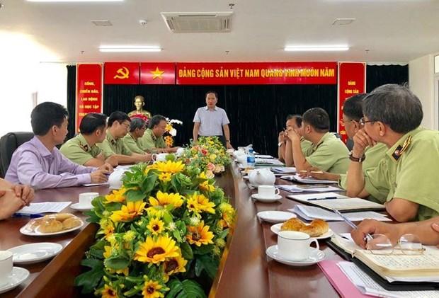 Thanh pho Ho Chi Minh: Phat hien luong lon hang lau, cam kinh doanh hinh anh 2