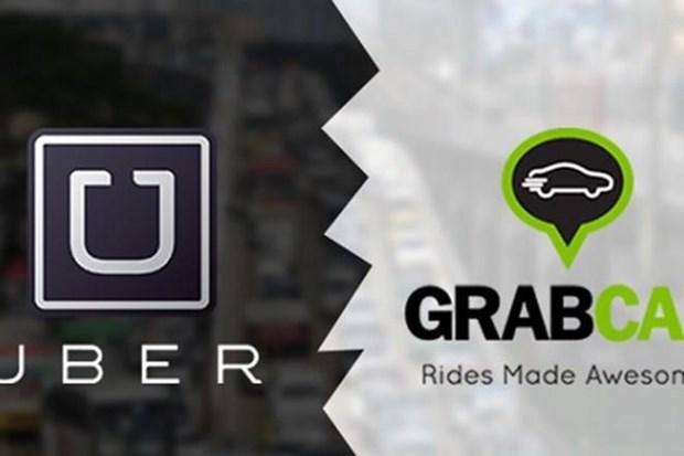 Cuc Canh tranh khieu nai quyet dinh xu ly vu viec Grab mua lai Uber hinh anh 1