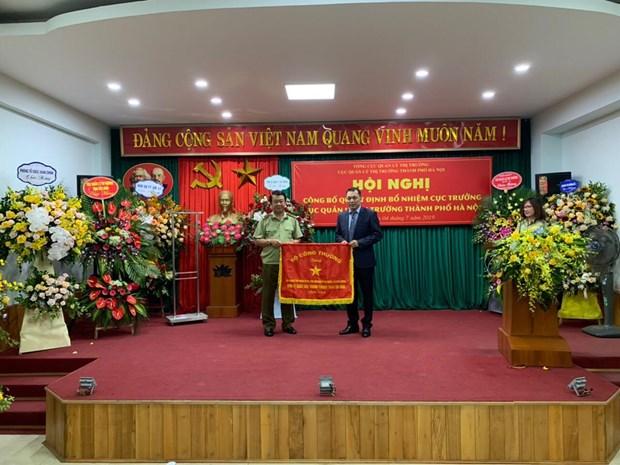 Bo nhiem ong Chu Xuan Kien lam Cuc truong Quan ly thi truong Ha Noi hinh anh 1