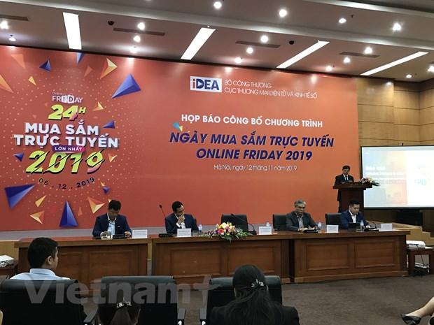 Online Friday 2019 dat muc tieu thu hut 1.000 thuong hieu tham gia hinh anh 1