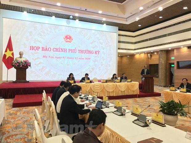Bo truong Mai Tien Dung: CPI thap nhat trong 3 nam gan day hinh anh 2