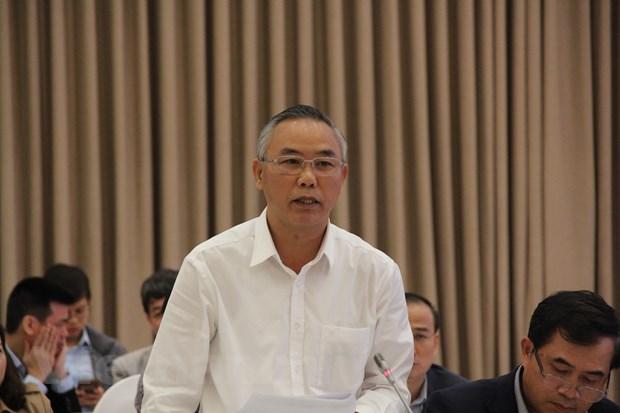 Thu truong Bo Nong nghiep: Gia thit lon trong nuoc da ''diu xuong'' hinh anh 2