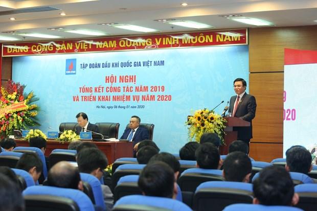 PVN hoan thanh toan dien cac chi tieu va ke hoach nam 2019 hinh anh 1