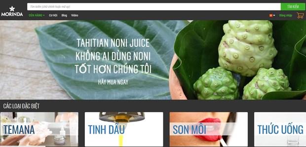 Rut giay phep Cong ty Morinda Viet Nam do vi pham kinh doanh da cap hinh anh 1