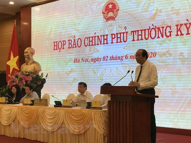 Pho Thong doc: Bao dam nguyen tac an toan cho he thong tin dung hinh anh 1
