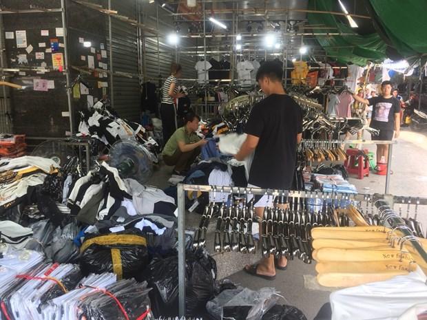 Xu phat 7 co so kinh doanh khu vuc Ninh Hiep hon 100 trieu dong hinh anh 1