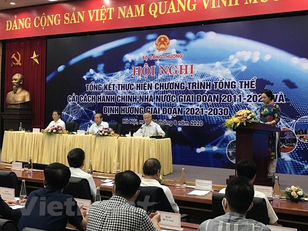 Bo Cong Thuong: Cat giam duoc gan 900 dieu kien dau tu kinh doanh hinh anh 1