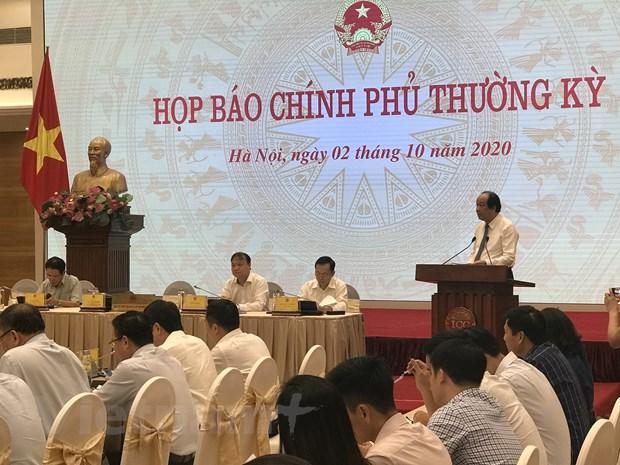 ''Kinh te Viet Nam da vuot qua day chu V va dang dan phuc hoi'' hinh anh 1