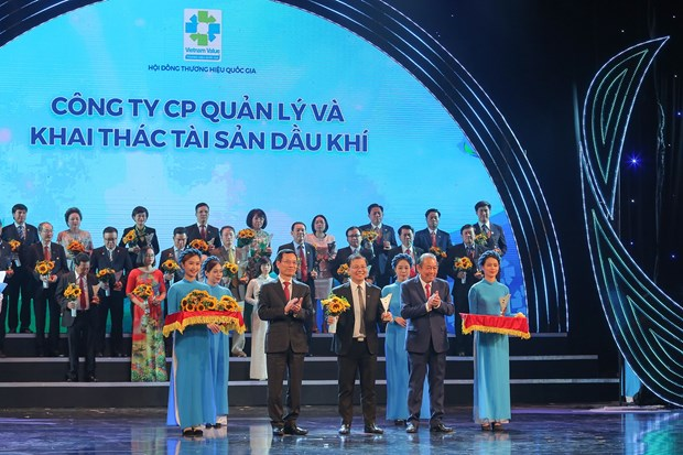 5 doanh nghiep thuoc PetroVietnam dat Thuong hieu Quoc gia nam 2020 hinh anh 1