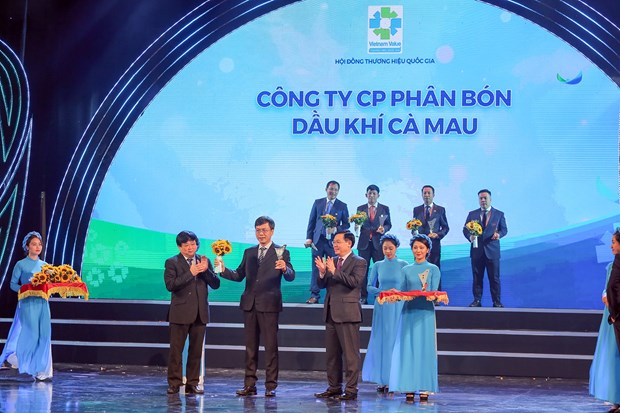 5 doanh nghiep thuoc PetroVietnam dat Thuong hieu Quoc gia nam 2020 hinh anh 2