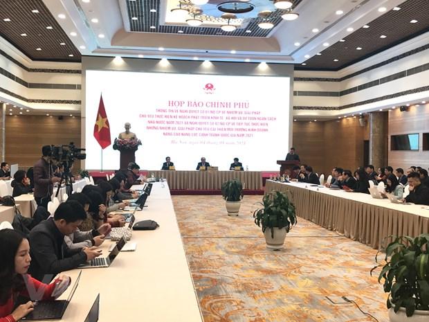 Kien nghi Chinh phu ho tro doanh nghiep chuyen doi so trong nam 2021 hinh anh 1