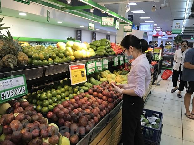 Dich COVID-19: Bo Cong Thuong yeu cau dam bao du hang hoa thiet yeu hinh anh 1