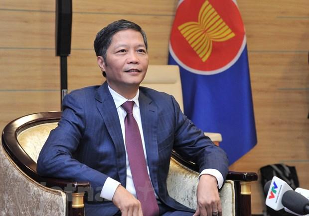 Bo truong Cong Thuong: 'Dong gop cua giai doan 2016-2020 rat noi troi' hinh anh 2