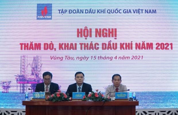 PetroVietnam: Tham do khai thac van va se la linh vuc cot loi hinh anh 1
