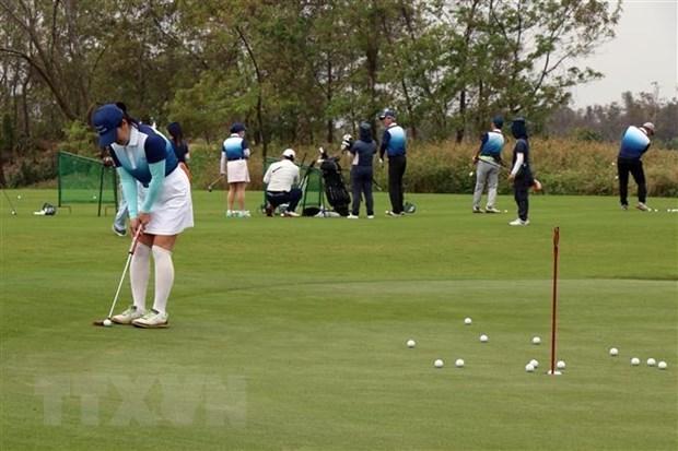 Ha Noi tam dong san golf, the thao dong nguoi sau vu viec cua BN3634 hinh anh 1