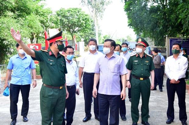 Bi thu Thanh uy Ha Noi: Noi long nhung tuyet doi khong loi long hinh anh 1