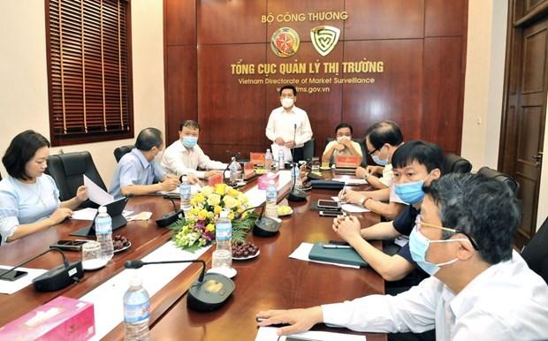 Bo Cong Thuong: Kien quyet khong de thieu hang thiet yeu cho nguoi dan hinh anh 2