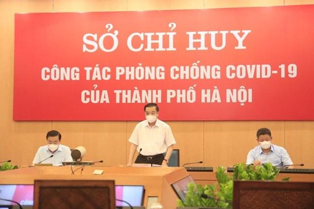 Chu tich Ha Noi: Xu phat nghiem vi pham de tan dung 'thoi gian vang' hinh anh 1