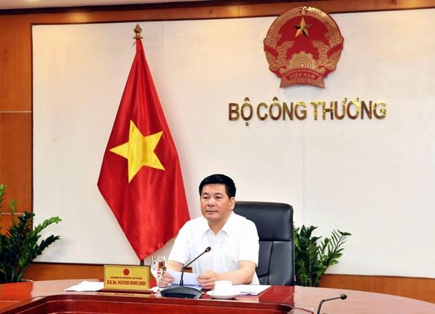 Bo truong Nguyen Hong Dien: Noi lai chuoi san xuat mot cach an toan hinh anh 2