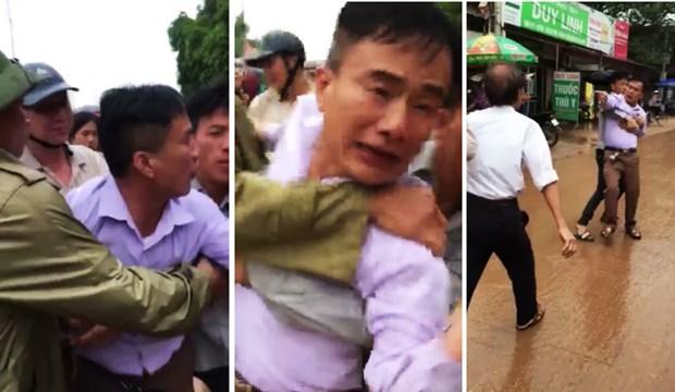 Thai Nguyen: Khoi to giam doc say xin gay tai nan, tat cong an hinh anh 1