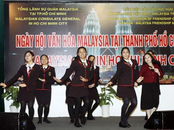 Soi noi Ngay hoi van hoa Malaysia tai TP Ho Chi Minh hinh anh 1