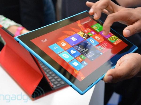 May tinh bang Nokia Lumia 2520 cap ben My tu 22/11 hinh anh 1
