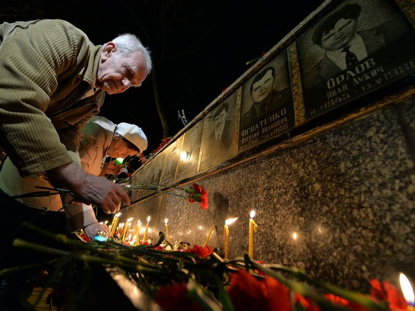 Nga, Ukraine, Belarus ra tuyen bo ve tham hoa Chernobyl hinh anh 1