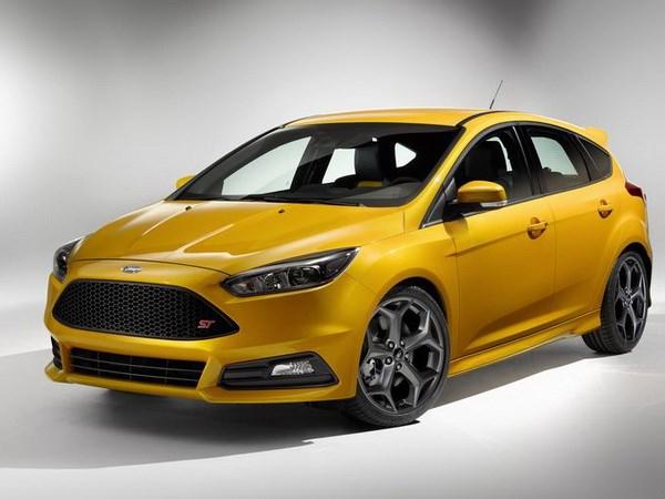 Hang Ford gioi thieu mau Focus ST doi 2015 cach tan hinh anh 1