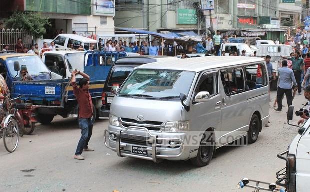 Bangladesh: Phe doi lap keu goi bieu tinh tren khap ca nuoc hinh anh 1